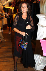 HENRIETTA, COUNTESS OF CALEDON at Polo Ralph Lauren's Pink Pony Party to launch it's Pink Pony Collection in aid of Cancer Research UK, held at their Fulham Road Store, London on 13th October 2004.<br /><br /> UKNON EXCLUSIVE - WORLD RIGHTS