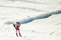January 31, 2018 - Goms, SWITZERLAND - 180131 Mattis Stenshagen of Norway competes in the men's 15km classic technique interval start during the FIS U23 Cross-Country World Ski Championships on January 31, 2018 in Obergoms..Photo: Vegard Wivestad GrÂ¿tt / BILDBYRN / kod VG / 170091 (Credit Image: © Vegard Wivestad Gr¯Tt/Bildbyran via ZUMA Press)