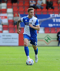 James Clarke of Bristol Rovers - Mandatory by-line: Neil Brookman/JMP - 25/07/2015 - SPORT - FOOTBALL - Cheltenham Town,England - Whaddon Road - Cheltenham Town v Bristol Rovers - Pre-Season Friendly