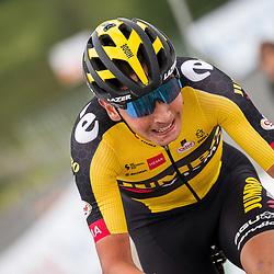 WIJSTER (NED) June 19: <br /> CYCLING <br /> Dutch Nationals Road U23 up and around the Col du VAM<br /> Hidde van Veenendaal