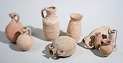 Roman Terracotta vessels 1st century CE