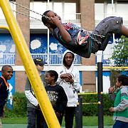 Nederland Rotterdam 28 augustus 2008 20080828 Foto: David Rozing .Achterstandswijk Zuidwijk in Rotterdam Zuid..Foto David Rozing