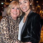 NLD/Noordwijk/20180409 - Strong Women Award 2018, Willeke Albert en Bibian Mentel