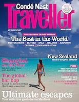 Conde Nast Traveler  DEC-JAN 2011