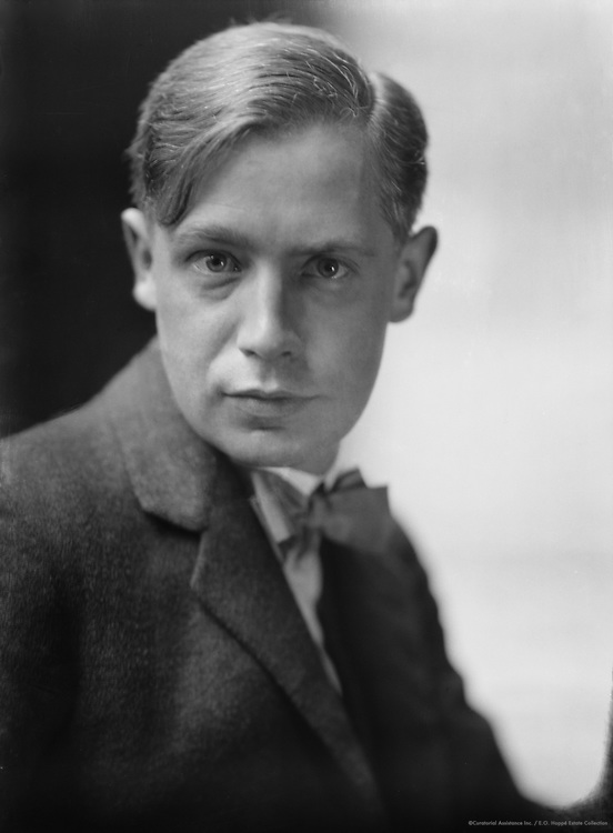 David Garnett, English Author, Publisher and Member of the Bloomsbury Group, 1925