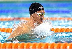 04-04-2015 NED: Swim Cup, Eindhoven<br /> Cameron van der Burgh RSA<br /> Photo by Ronald Hoogendoorn / Sportida