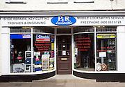 Locksmiths, shoe repairs, key cutting shop Woodbridge, Suffolk
