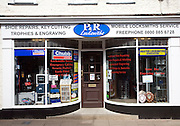 Locksmiths, shoe repairs, key cutting shop Woodbridge, Suffolk