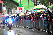 Saturday 1st July 2017: Images from the opening Individual Time Trial of the 2017 Tour de France. The ITT was a 14km parcours on the streets of Dusseldorf, Germany.