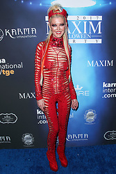 2017 MAXIM Halloween Party held at Los Angeles Center Studios on October 21, 2017 in Los Angeles, California. 21 Oct 2017 Pictured: Tara Reid. Photo credit: IPA/MEGA TheMegaAgency.com +1 888 505 6342