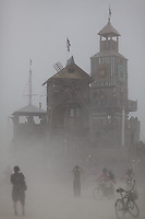 The Folly in the dust