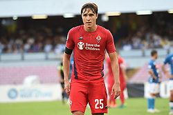 September 15, 2018 - Naples, Naples, Italy - Federico Chiesa of ACF Fiorentina during the Serie A TIM match between SSC Napoli and ACF Fiorentina at Stadio San Paolo Naples Italy on 15 September 2018. (Credit Image: © Franco Romano/NurPhoto/ZUMA Press)