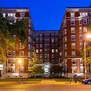 At Regis Apartments Cooperative, CWE/West End, St Louis, MO.
