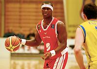 Basket , BLNO<br /> 1. Semifinale <br /> Vollenhallen 04.03.08<br /> <br /> Peter Bullock