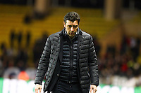 Hubert FOURNIER - 01.02.2015 - Monaco / Lyon - 23eme journee de Ligue 1 -<br />