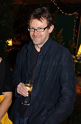 Food writer NIGEL SLATER at a party to celebrate the publication on 'A Year in My Kitchen' by Skye Gyngell held at The Petersham Nurseries, Petesham, Surrey on 19th October 2006.<br /><br />NON EXCLUSIVE - WORLD RIGHTS