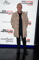 Eddie Webber at the Rise Of The Footsoldier Origins Premiere, Cineworld Leicester Square in Leicester Square, London