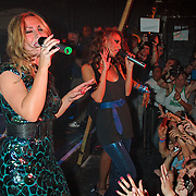 2008101901-Sugababes performing at G-A-Y