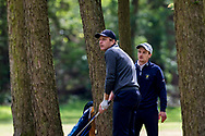 11-05-2019 Foto's NGF competitie hoofdklasse poule H1, gespeeld op Drentse Golfclub De Gelpenberg in Aalden. Foursomes:   Houtrak 1 - Brian Adams
