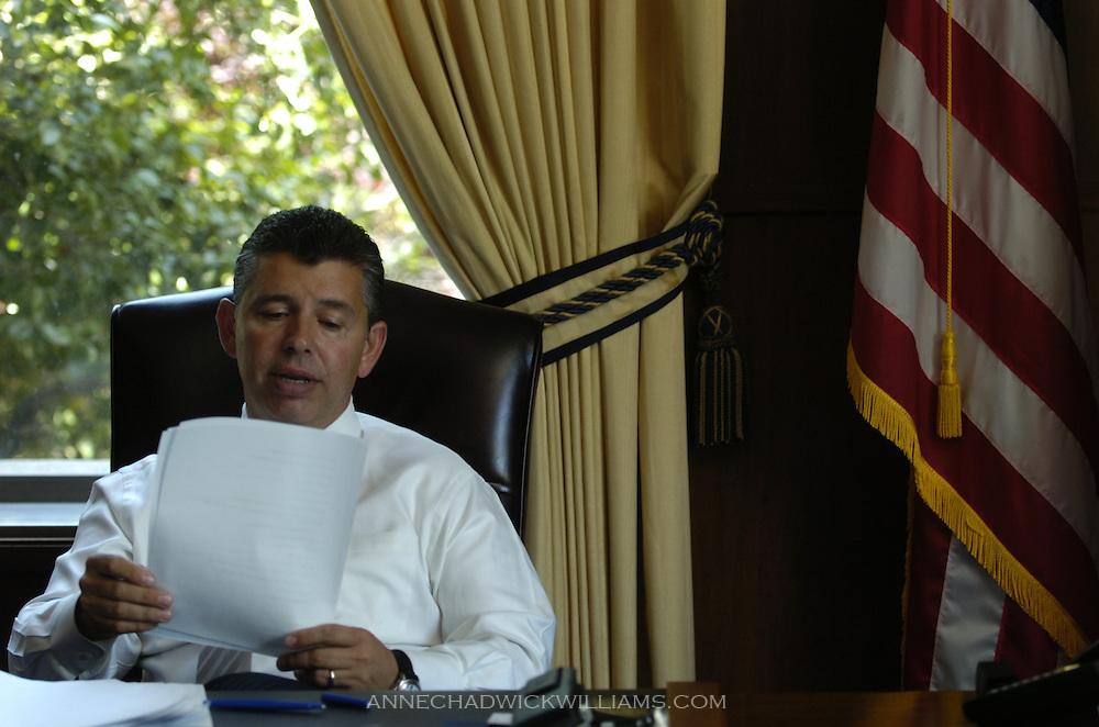 California Lieutenant Governor Abel Maldenado.
