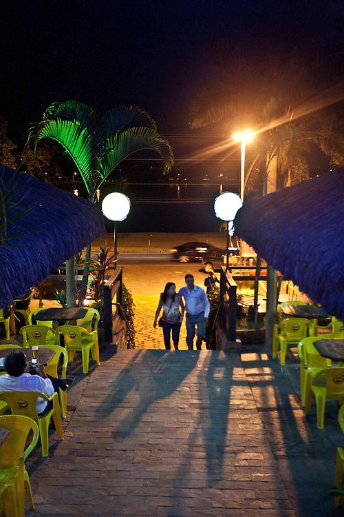 Belo Horizonte_MG, Brasil...Restaurante Redondo na Pampulha em Belo Horizonte, Minas Gerais...Redondo restaurant in Pampulha in Belo Horizonte, Minas Gerais...Foto: JOAO MARCOS ROSA / NITRO