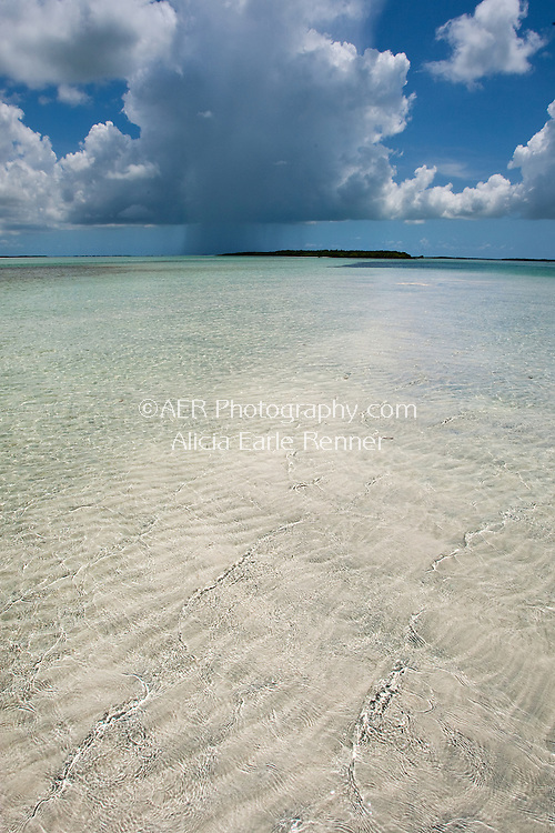 Back Country photograph depicting the waters of the Florida Keys.