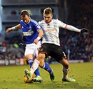 Fulham v Ipswich Town 140215