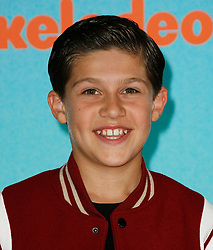 March 23, 2019 - Los Angeles, CA, USA - LOS ANGELES, CA - MARCH 23: Jackson Dollinger attends Nickelodeon's 2019 Kids' Choice Awards at Galen Center on March 23, 2019 in Los Angeles, California. Photo: CraSH for imageSPACE (Credit Image: © Imagespace via ZUMA Wire)