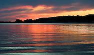 9/26/08 Valentine, NEB Sunset Merritt Reservoir.Chris Machian/for the New York Times