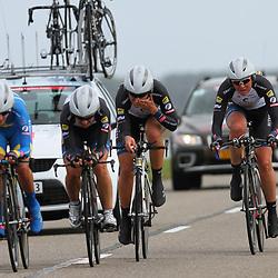 Brainwash Ladiestour Dronten Team Time Trail