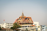 wat pho korat nakhon ratchasima thailand