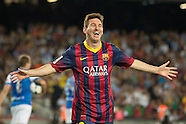 FC Barcelona v Real Sociedad 240913
