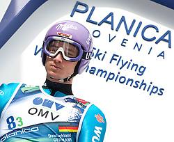 21.03.2010, Planica, Kranjska Gora, SLO, FIS SKI Flying World Championships 2010, Flying Hill Team, im Bild SCHMITT Martin, ( GER ), EXPA Pictures © 2010, PhotoCredit: EXPA/ J. Groder / SPORTIDA PHOTO AGENCY