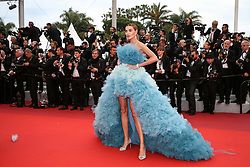 Alina Baikova attends the screening of A Hidden Life (Une Vie Cachee) during the 72nd annual Cannes Film Festival on May 19, 2019 in Cannes, France. Photo by Shootpix/ABACAPRESS.COM
