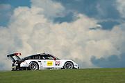 September 15, 2016: IMSA at Circuit of the Americas. #912 Earl Bamber, Frederic Makowiecki, Porsche North America, Porsche 911 RSR GTLM