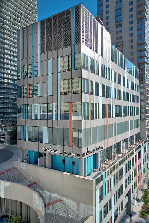 Chicago architecture Exterior Architectural Photography. Buildings, locations, architecture. Chicago, Illinois, built landscape,