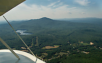 Views of Blackwater Ski Area at Proctor Academy in Andover, New Hampshire