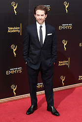 .Seth Green attends  2016 Creative Arts Emmy Awards - Day 2 at  Microsoft Theater on September 11th, 2016  in Los Angeles, California.Photo:Tony Lowe/Globephotos