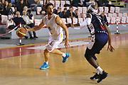 DESCRIZIONE : Roma LNP A2 2015-16 Acea Virtus Roma Angelico Biella<br /> GIOCATORE : Guido Meini<br /> CATEGORIA : palleggio<br /> SQUADRA : Acea Virtus Roma<br /> EVENTO : Campionato LNP A2 2015-2016<br /> GARA : Acea Virtus Roma Angelico Biella<br /> DATA : 15/11/2015<br /> SPORT : Pallacanestro <br /> AUTORE : Agenzia Ciamillo-Castoria/G.Masi<br /> Galleria : LNP A2 2015-2016<br /> Fotonotizia : Roma LNP A2 2015-16 Acea Virtus Roma Angelico Biella