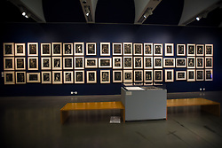 20180322 The Bechtler Museum of Modern Art opening - Wrestling the Angel.<br />  <br /> From March 23, 2018 through September 9, 2018, the Bechtler Museum of Modern Art will present Wrestling the Angel, an exhibition that examines how religion and sacred art appears in work made by seemingly secular, avant-garde artists. The examples on view critically investigate the role of religion and spirituality as both a social component and as a visual language often implicitly present in daily life, even if the image is not explicitly referencing the original religious source.<br /> © Laura Mueller 2018<br /> www.lauramuellerphotography.com