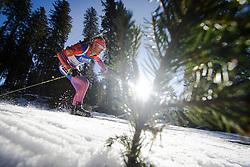 Lowell Bailey (USA) during Men 15 km Mass Start at day 4 of IBU Biathlon World Cup 2015/16 Pokljuka, on December 20, 2015 in Rudno polje, Pokljuka, Slovenia. Photo by Ziga Zupan / Sportida