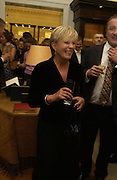 Candida Lycett-Green,  The Moneypenny diaries book launch. Smythson, 40 New Bond St. London.  4 October 2005. . ONE TIME USE ONLY - DO NOT ARCHIVE © Copyright Photograph by Dafydd Jones 66 Stockwell Park Rd. London SW9 0DA Tel 020 7733 0108 www.dafjones.com