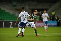 Saint Etienne vs Strasbourg - 24 Nov 2017