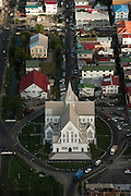 St George's Cathedral<br /> Georgetown - Capital of Guyana<br /> Georgetown built below sea level<br /> GUYANA