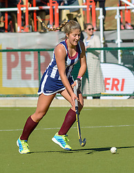 Leigh Smit of HMS Bloemhof during day two of the FNB Private Wealth Super 12 Hockey Tournament held at Oranje Meisieskool in Bloemfontein, South Africa on the 7th August 2016, <br /> <br /> Photo by:   Frikkie Kapp / Real Time Images