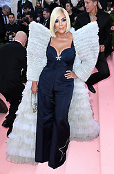 "Kris Jenner at the 2019 Costume Institute Benefit Gala celebrating the opening of ""Camp: Notes on Fashion"".<br />