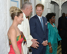 Caribbean Prince Harry Day Seven - 26 Nov 2016