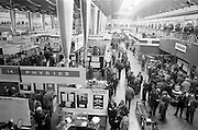 22/10/1963<br /> 10/22/1963<br /> 22 October 1963<br /> R.D.S. Scientific Exhibition opens, Ballsbridge, Dublin. A general view of the exhibition.