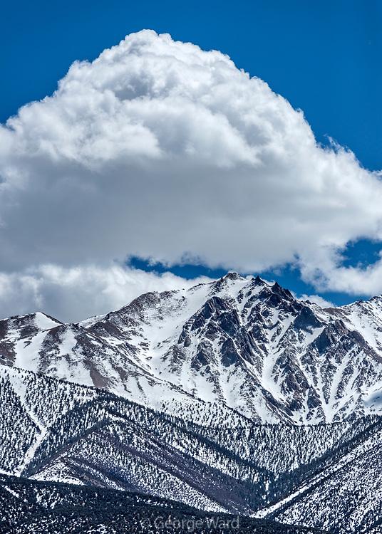 Boundary Peak and Cloud, Inyo National Forest, Esmeralda County, Nevada