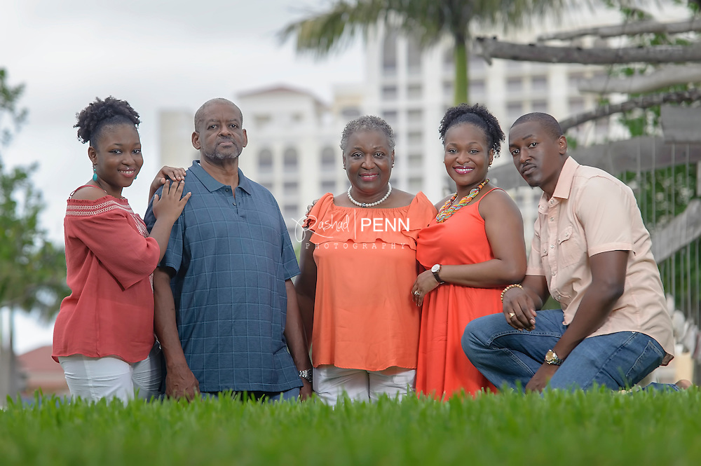 The Ford Family<br /> <br /> <br /> <br /> <br /> Photos by Rashad Penn Photography Bahamas portrait photography by Rashad Penn photography. The Bahamas photographer.